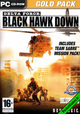 بازی دلتا فورس 5 | Delta Force 5: Black Hawk Down